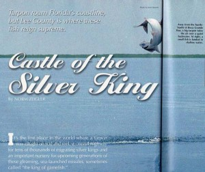 Florida Sportsman article May 2006