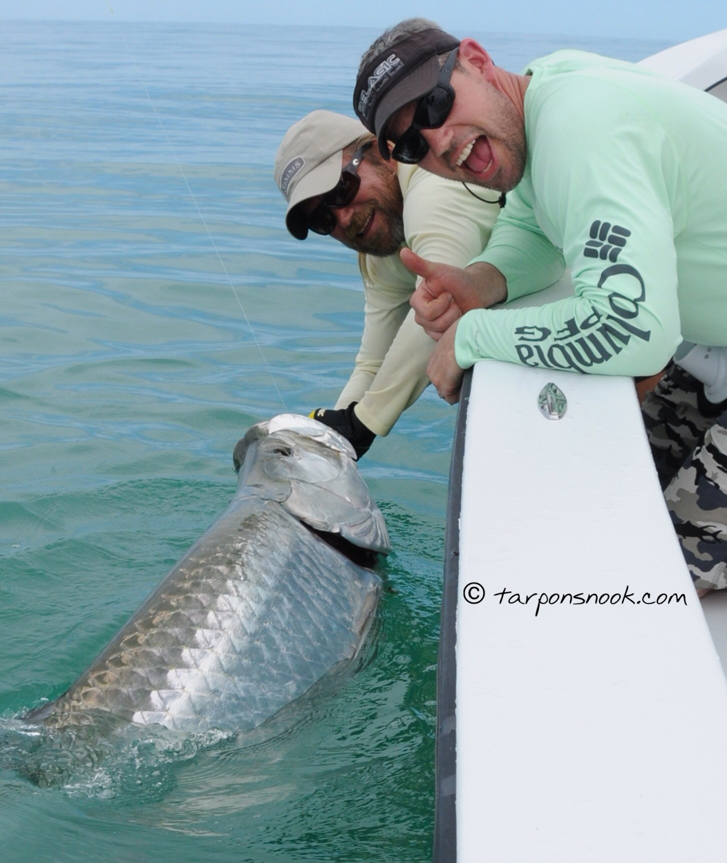 Tarpon fishing fort myers florida for Fishing in fort myers