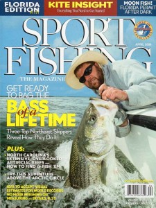 Sport Fishing-April 2006