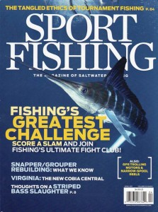 Sport Fishing-April 2011