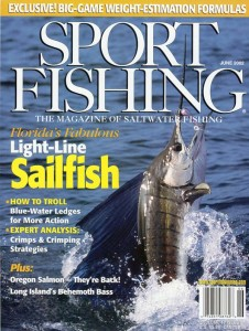 Sportfishing Magazine-June 2002