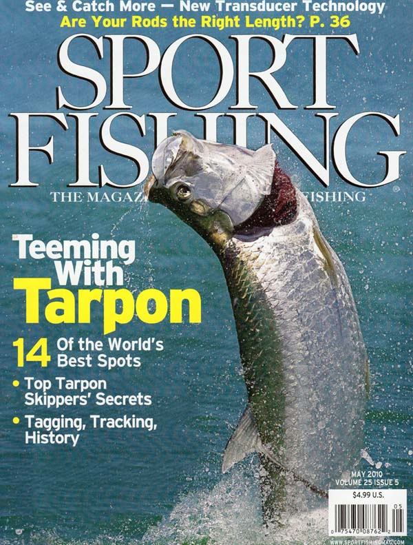 Photo boca grande pass hill tide tarpon fishing in for Florida sport fishing magazine