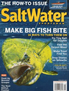 Saltwater Sportsman-February 2007