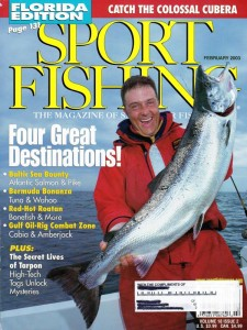 Sport Fishing-Feb 2003