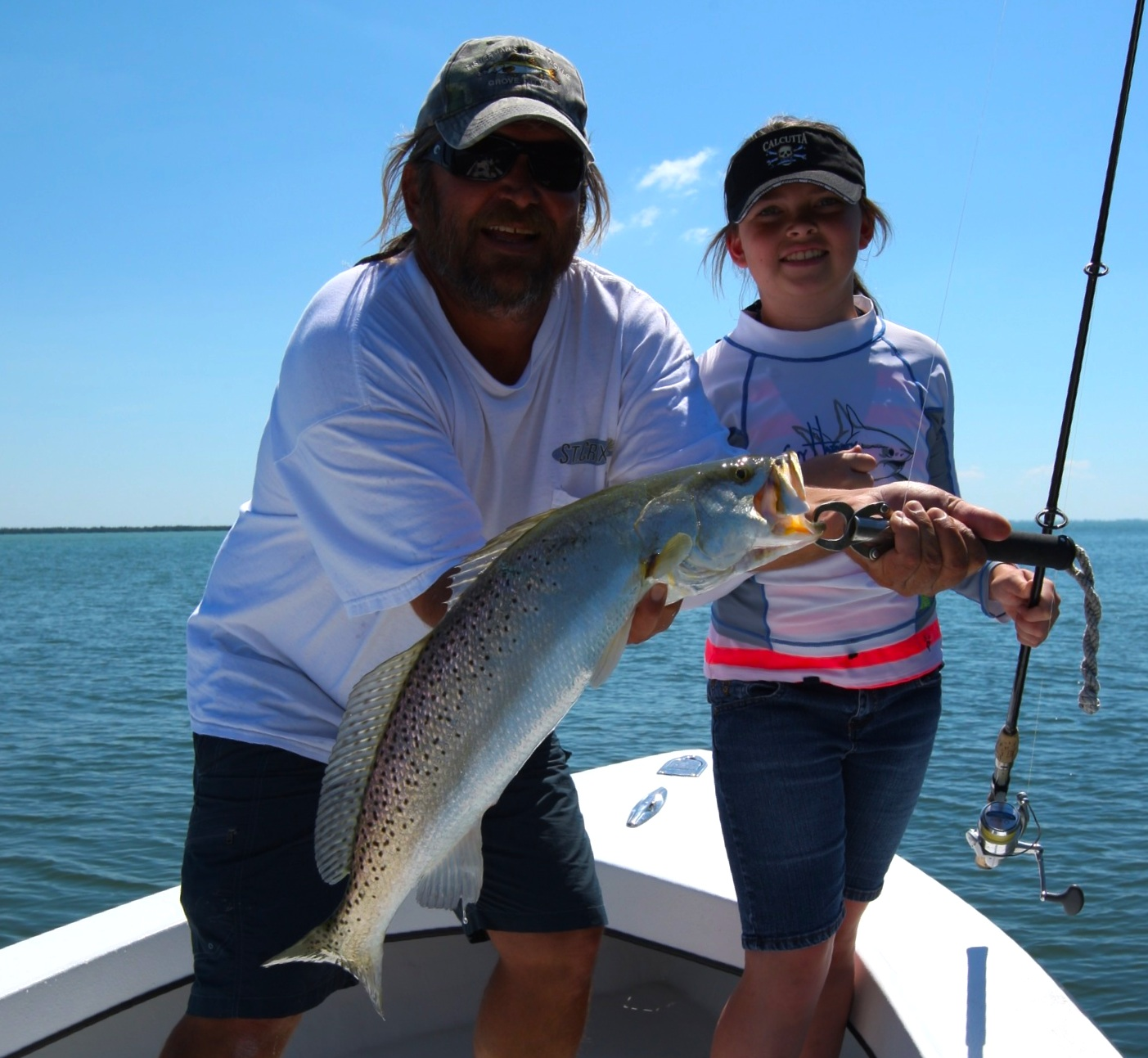 Kids fishing trips for Fish and trip