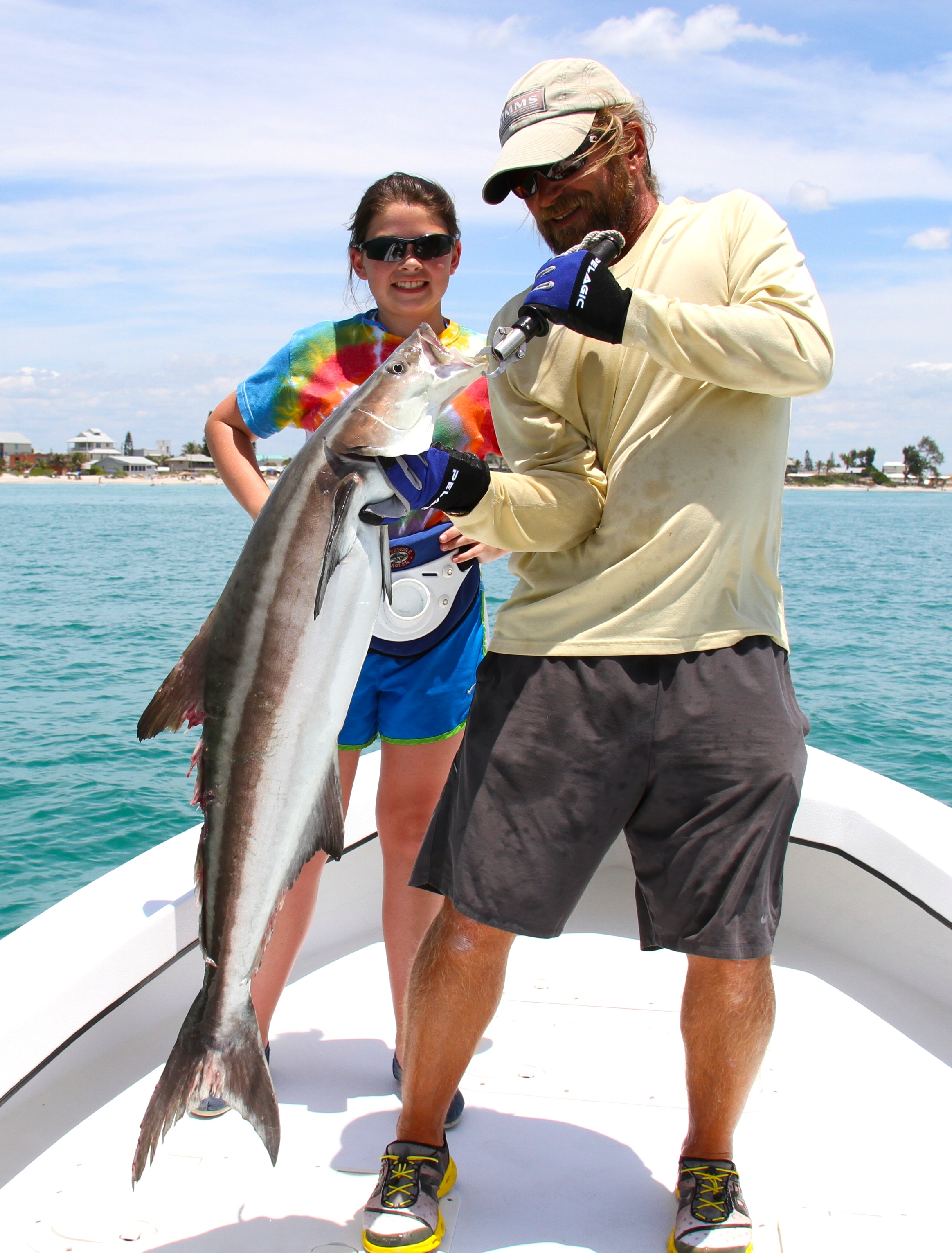 Kids fishing trips for Private fishing charters nj