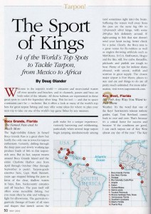 Sport Fishing-Sport of Kings
